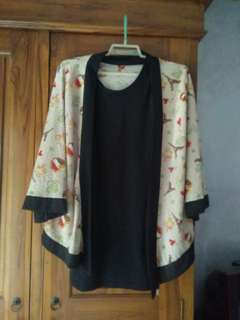 outer kimono+tanktop