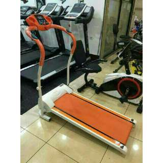 Treadmill Elexktrik Excider Walking Alat Olahraga Fitness Pembakar Kalori