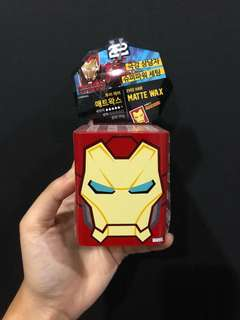 2VEE Iron man matte wax