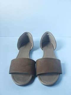 Rubi Brown Sandals