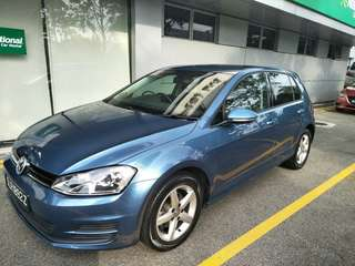 2016 VW Golf 1.2 for Lease