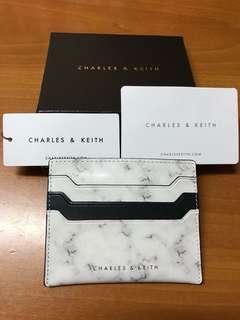 Charles & Keith 雲石Cardholder