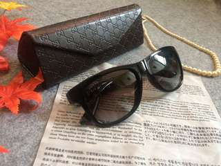 AUTHENTIC GUCCI BIOBASE SUNGLASSES FROM JAPAN