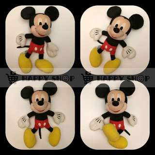 🚚 《全新》米奇 Mickey Mouse 迪士尼 Disney 玩偶 娃娃 絨毛公仔