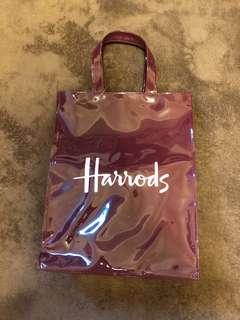 全新Harrods Classic Bag
