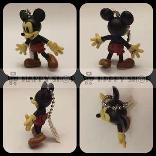 🚚 《全新》米奇復古鑰匙圈 Mickey Mouse 迪士尼 Disney