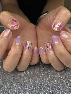 $10 Tiong Bahru home based gel manicure
