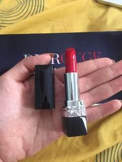 Dior lipstick in 888