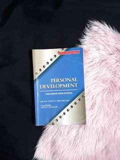 Personal development for senior highschool (grade11 & 12 books)