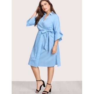 Plus Size Maxine's Casual Dress - COD