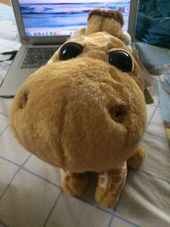 giraffe stuffed toy