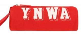 YNWA pencil case