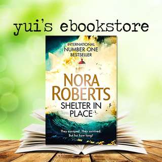 YUI'S EBOOKSTORE - SHELTER IN PLACE