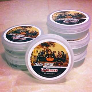 Lightness hairwax