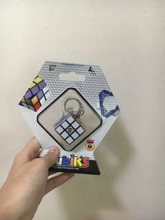 Key Chain Rubic