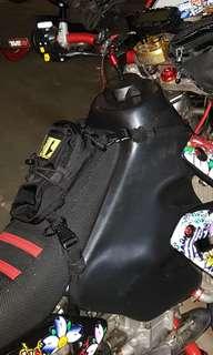 Wolfman Luggage Enduro Pocket Tank Bag DRZ/KTM