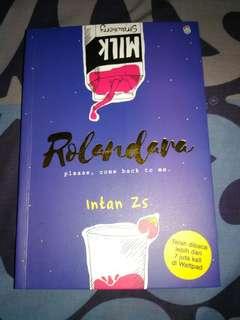 Novel Original Rolandara Karya Intan ZS
