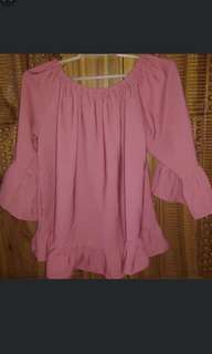 blouse sabrina