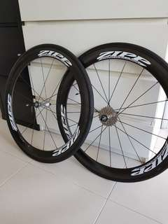 Duraace C50 full carbon tubular 7850 wheelset authentic