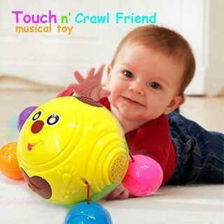Touch and Crawl Friend Musical Toy