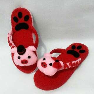 Sandal Pink Piggy
