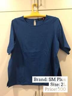 SM Woman Plus Sized Blouse