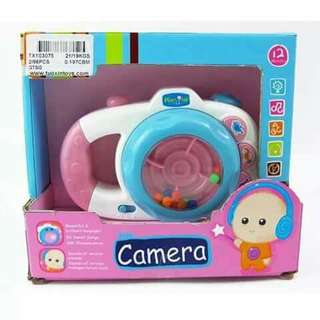 Camera Musical Toy