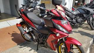 HONDA RS150 FOR SALE