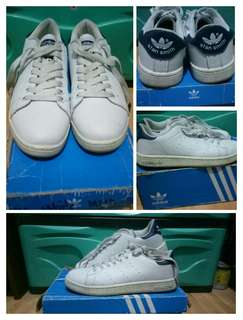 Stan smith all white ( replica )
