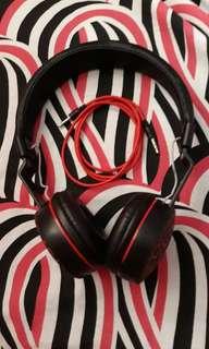 JBL Animal Print Bluetooth Headphones (RED)