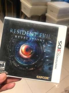 3DS XL Resident Evil REVELATIONS