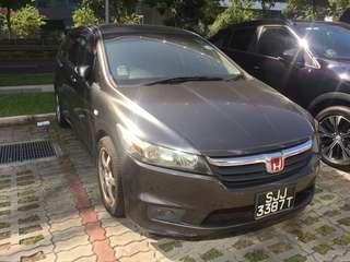 Honda Stream For Rent (Personal/Grab)