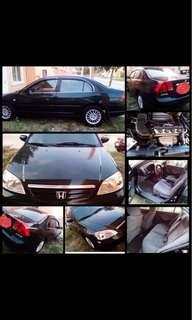 Honda CIVIC 2003-2004 Automatic Transmission
