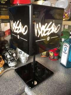 Mossimo Black Lamp