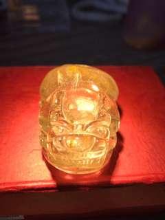 Titanium Crystal PiXiu - 钛晶貔貅