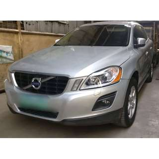 Pre-Owned 2011 Volvo XC 60 AWD