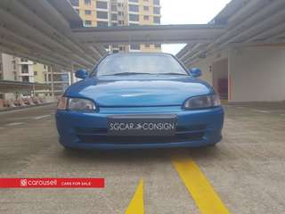 Honda Civic ESI EH9