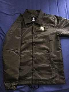 Coach Jacket Epidemic - Riot Alliance (Green Army)