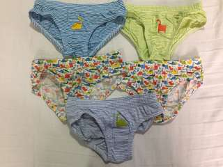 Mothercare briefs
