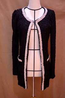 Outter / Cardigan CHANEL Style