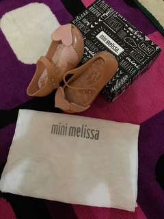 Mini melissa original(NO NEGO)counter 879rb (size 9)