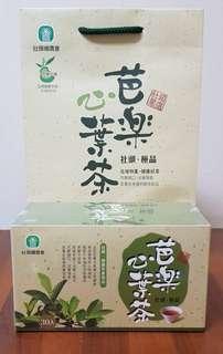 🚚 社頭鄉農會  芭樂心葉茶隨身包 30包入