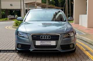 Audi A4 2.0 Auto TFSI quattro S-tronic Ambition