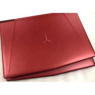 """(二手)Lenovo Legion R720 Gaming Laptop 15.6"""" i5 7300HQ 8G 1TB/256G SSD GTX 1050 4G RED 99%NEW"""