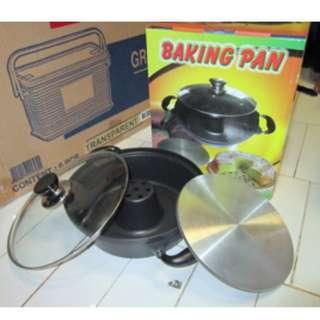Baking Pan - Cetakan Kue Bolu