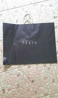 Pedro Paper Bag