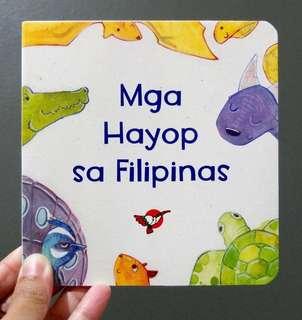 Mga Hayop sa Filipinas