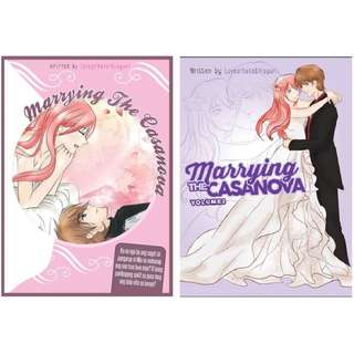 Marrying the Casanova(Books 1 and 2)