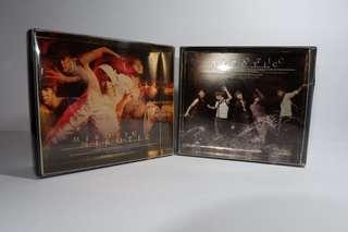 Mirotic Album Version A&B [TVXQ/DBSK]