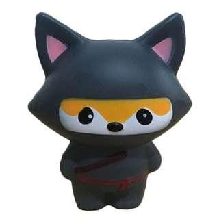 (PRE-ORDER) CUTE PANDA & FOX SQUISHY